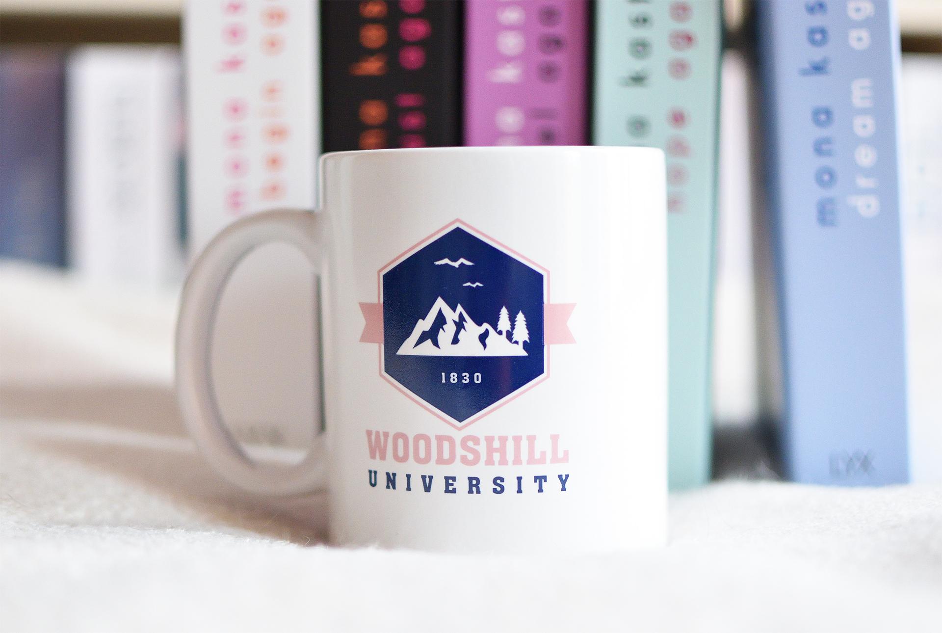 Tasse Woodshill University