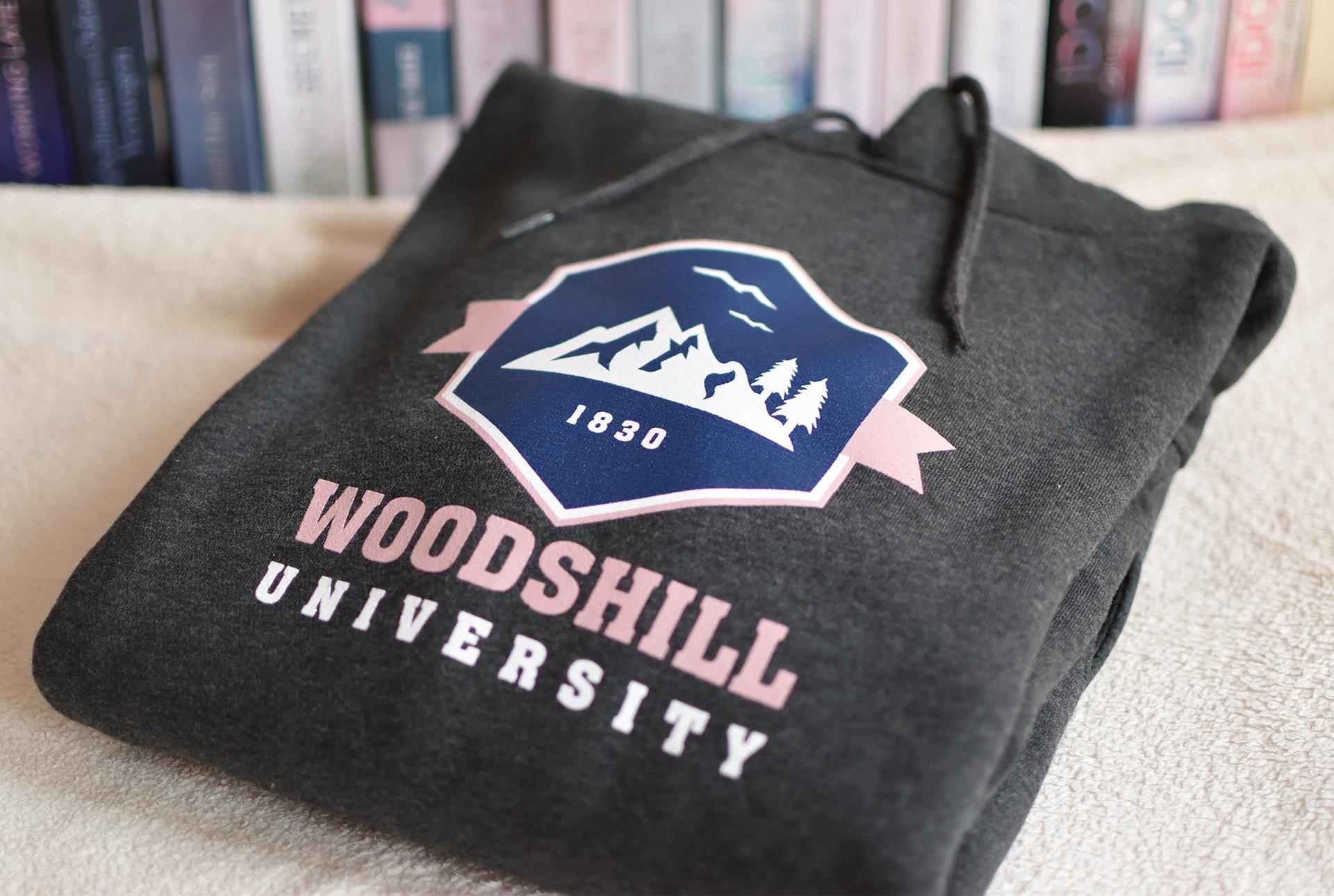 Hoodie Woodshill University
